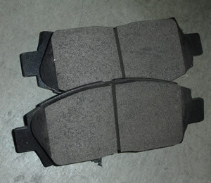 Front Pads - 93T+ Front MR2 Calipers