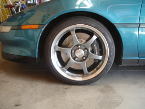 MR2 Front Big Brake Kit