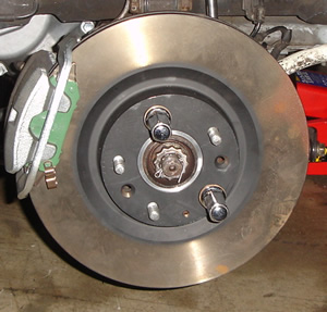 Stage II Rear Rotor