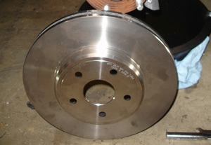 Stage II Front Rotor
